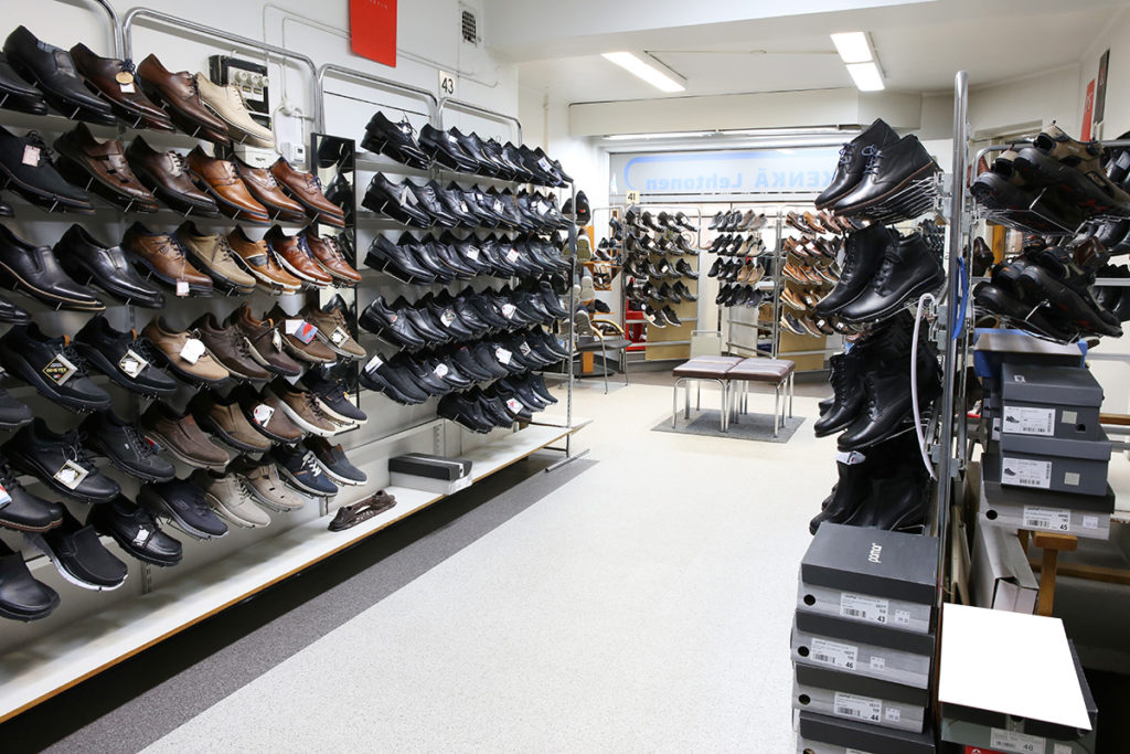 Kengät Turussa
